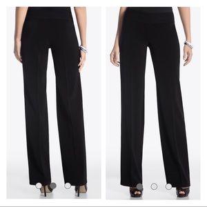 White House Black Market Legacy black pants 6s